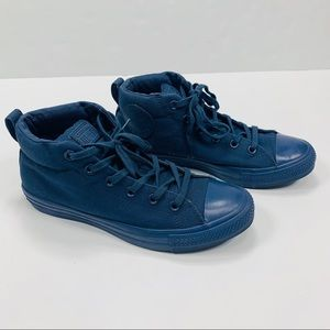 CONVERSE | Dark Blue All Star High Tops